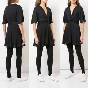 A.L.C Ava Silk Mini Dress